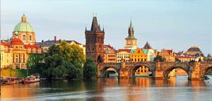 PRAGUE AND VIENNA