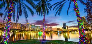 Fun-loving Orlando and Disney World