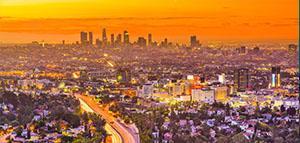 Glittering Los Angeles