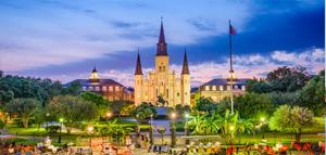 Lively New Orleans