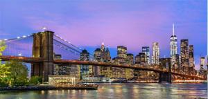 Vibrant New York City