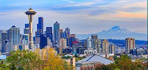 Futuristic Seattle